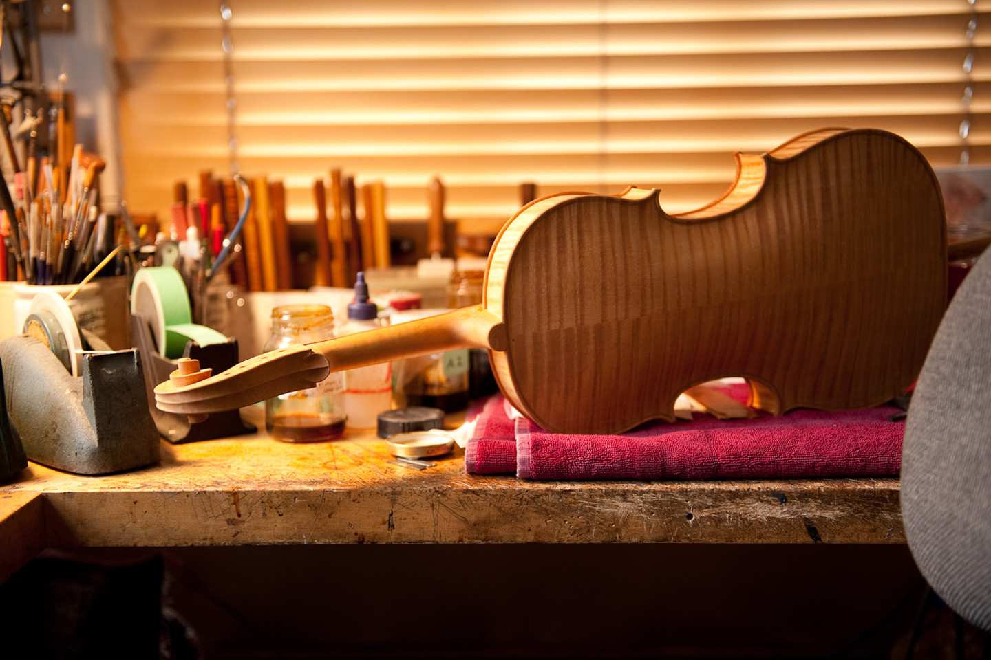Guy Rabut Luthier